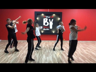 Dance studio BE YOURSELF / Choreography by Maria Chigir & Yana Sevastyanova