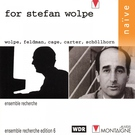 Ensemble Recherche, James Avery - Five in memory of Stefan Wolpe I