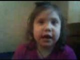 10 лет назад,было записано это видео.Моя первая внученька сочиняет сказку.