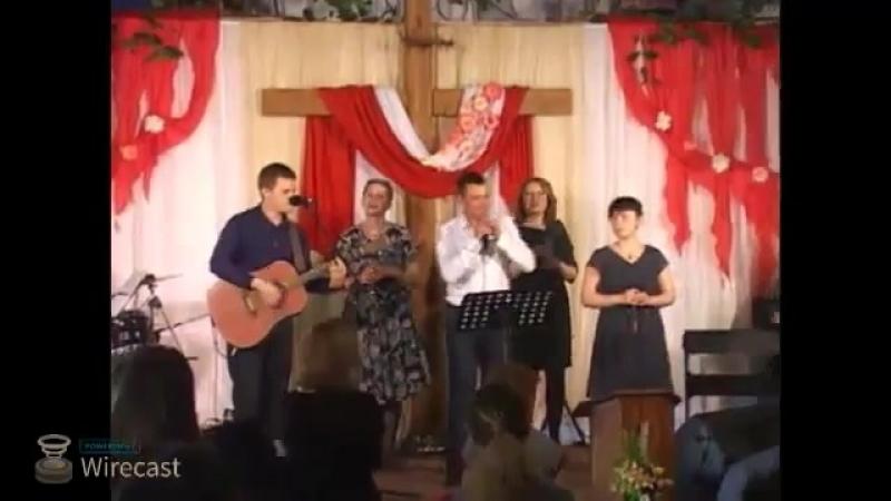 Церковь Ковчег Спасения г Омск Горы сдвинутся