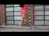 Aniko Puhova Fitness Model Photoshooting Video(