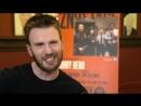 Chris Evans talks his Broadway debut in Lobby Hero and his favorite childhood roles