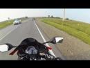 Прокатил девушку на мотоцикле 186 км ч на заднем колесе online video 1