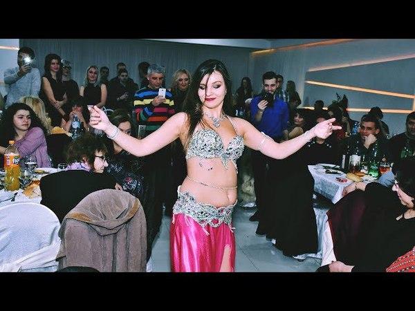Belly Dance -Trbusni Ples - Zeina - Aleksinac 23.12.2017. Cut vers. (bojan svitac)