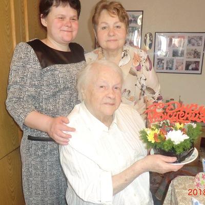 Ольга Рябинская