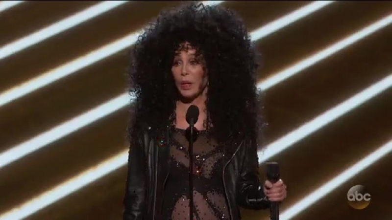 Cher - Believe \ If I Could Turn Back Time LIVE AT Billboard Music Awards 2017 Специальная награда «Икона» Cher