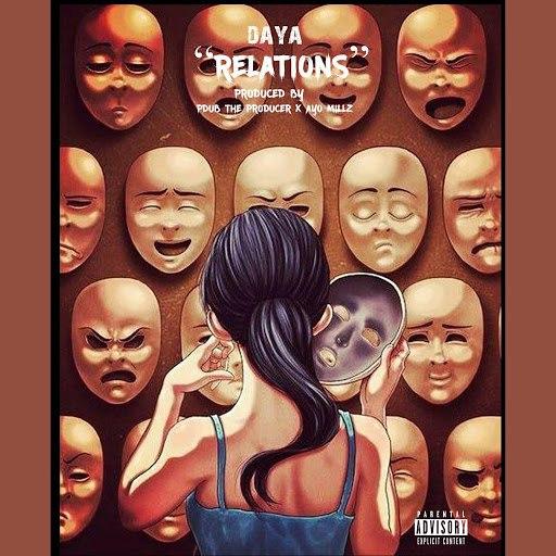 Daya альбом Relations