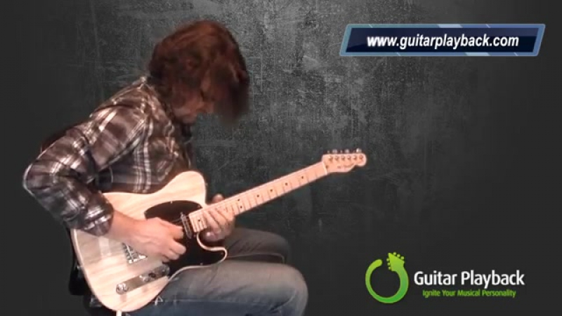 Melodic Solo with Axe FX II