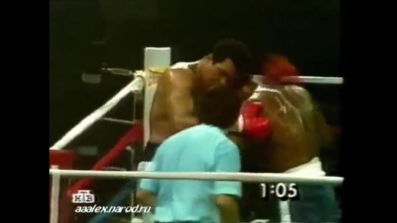 Али против Фрейзера 3 бой. 1 октября 1975 года. Комментирует Гендлин. 1 октября 1975 года