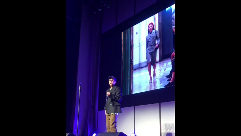 [FANCAM] Zion.T - No Make Up Bottega Veneta 2018 Annual Dinner (22.01.2018)