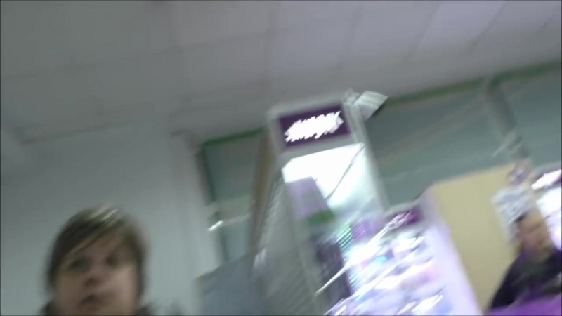 Інцидент з журналістом в супермаркеті Вопак
