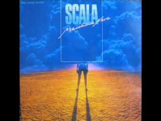 Scala - macchina nera (extra tour, 1985)
