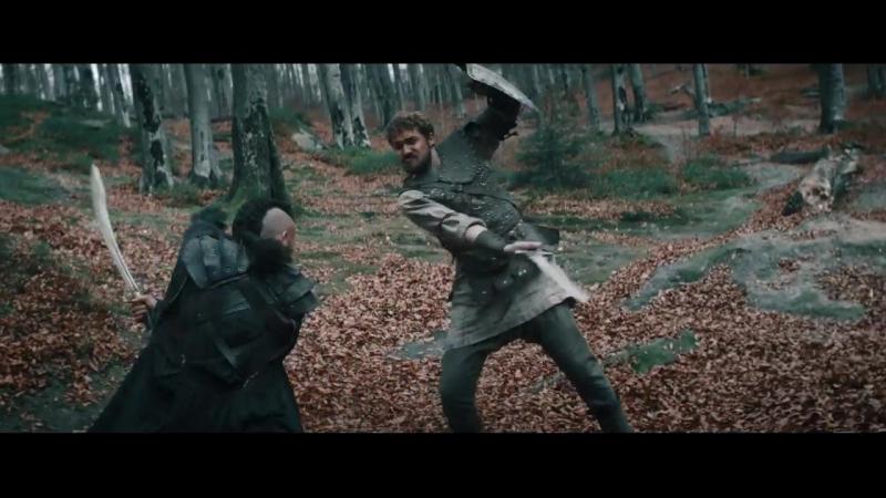 Сторожевая застава (2017). Бой Алёши с половцами