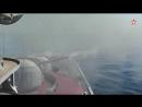Корабли Тихоокеанского флота провели артиллерийские стрельбы по надводным и воздушным мишеням