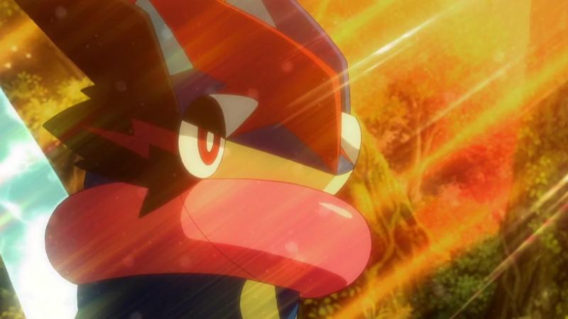 Pokemon \ Покемоны 19 сезон 46 серия (2x2)