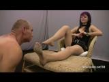 Worship dirty nude pantyhose Mistress Margo