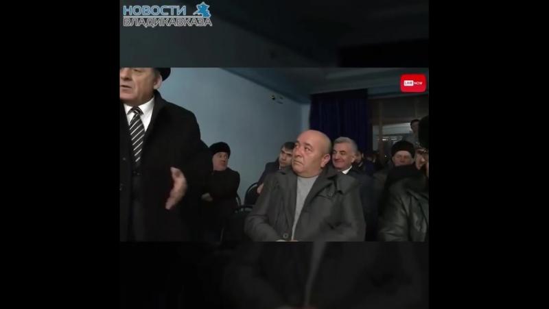 Ингушские старейшины на встрече с Собчак заявили, что ВСЯ территория Северной Осетии и Южной Осетии - земли ингушей!