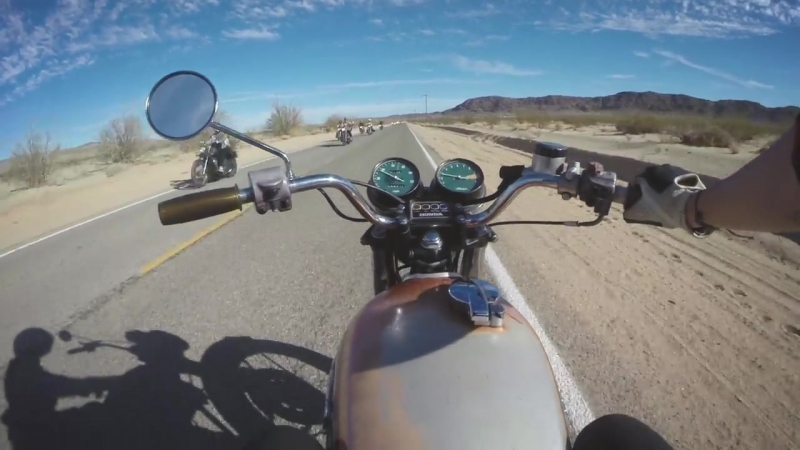 GoPro: Babes Ride Out - A Motorcycle Story.