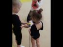 Поздравляем юных гимнасток