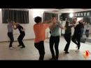 Bachata - начинающие! Урок в школе танцев Gente Libre 01.03.2018 (г.Рязань)! Ilya Vankov!