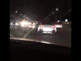 Как гоняют на дорогих спорткарах по Минскому шоссе