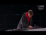 2018 Winter Olympics closing ceremony in PyeongChang | Martin Garrix