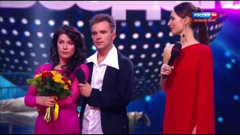 Екатерина Волкова, Михаил Щепкин - Фристайл (Танцы со звездами-2015)