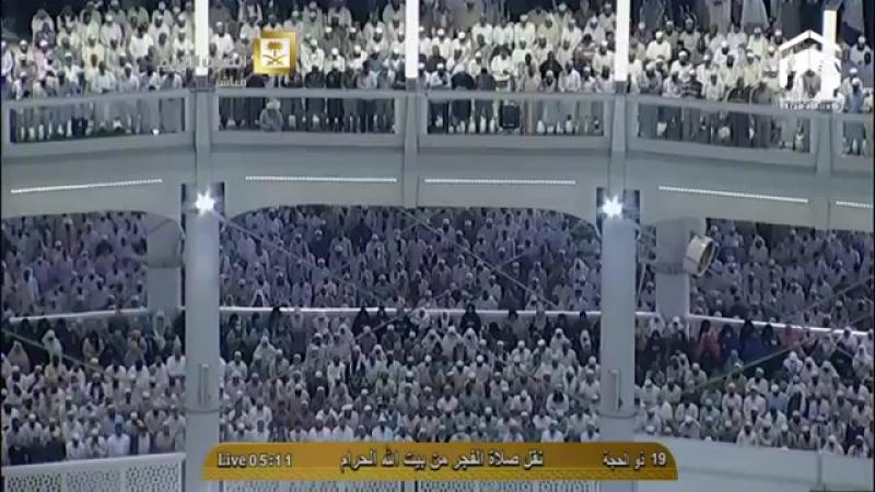 Salat Fajr Makkah Saud Shureim 13-10-2014.mp4