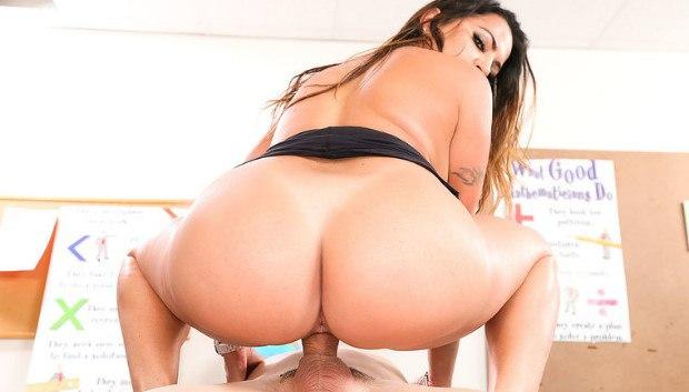 WOW My First Sex Teacher - Julianna Vega # 1