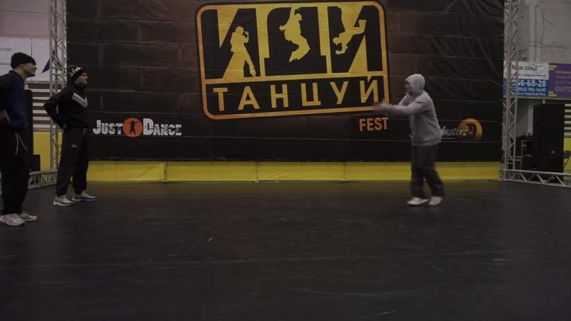 ZaTrueClan vs Fila One Shot _ FINAL _ 3d place _ 2x2 PRO _ GO TO DANCE 2017 _ SPB _ 29 04 17