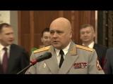 Торжественный прием военнослужащих и сотрудников Росгвардии в Центральном музее Великой Отечественной войны