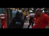 ACTION SCIENCE  Fast 8 Prison Break - Hobbs (The Rock) vs. Shaw (Jason Statham)