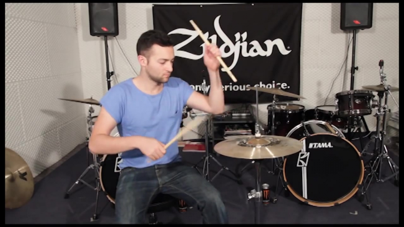 Stick Tricks _ Stick Twirlings - explanation AMAZING! drum tips