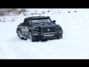 Комбат Т98 1 Бездорожье и Дрифт в глубоком снегу Combat T98 offroad in deep snow