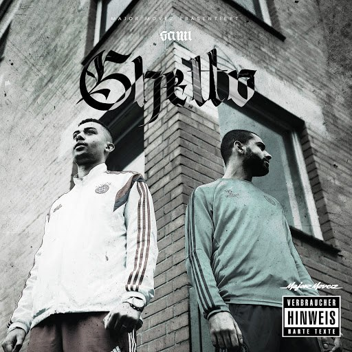 Sami альбом Ghetto