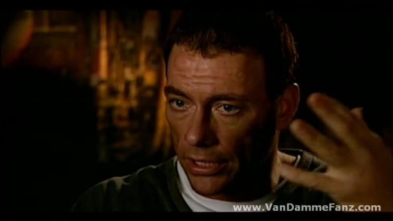 [2001] The Replicant - JCVD Interview