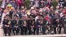 Парад Победы в Донецке 09.05.2016