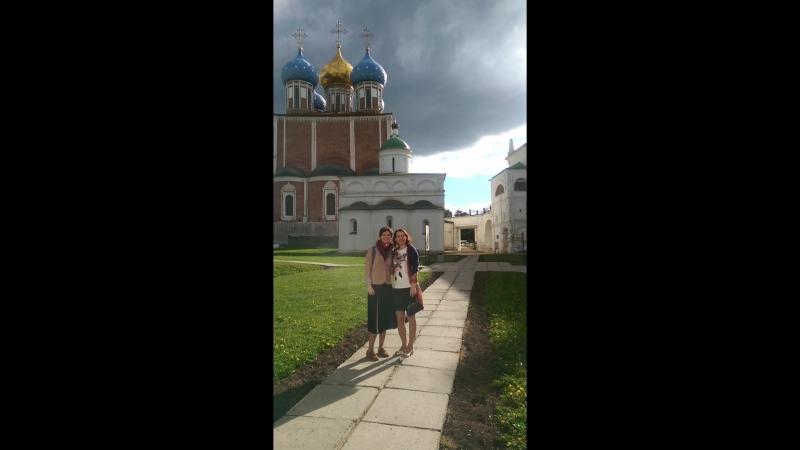Привет поэтам РИФМОГРАДа из Рязани!