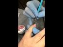 Коррекция при моделировании ногтей