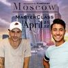 Мастер-класс по колористике в Москве! CADIVEU