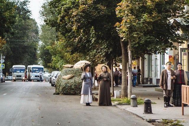 В Таганроге в связи со съемками сериала «Смотритель маяка» на нескольких дорогах перекроют движение