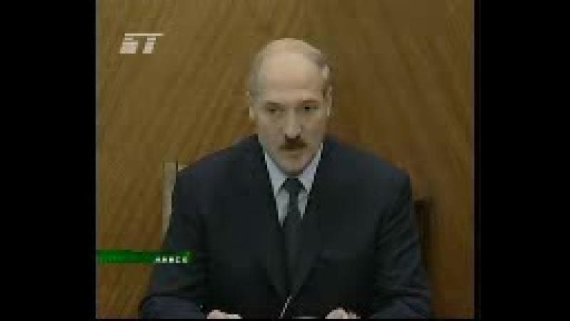 Новости (БТ, 21.09.2006) Лукашенко: Будем разводить свиней по мировым стандартам