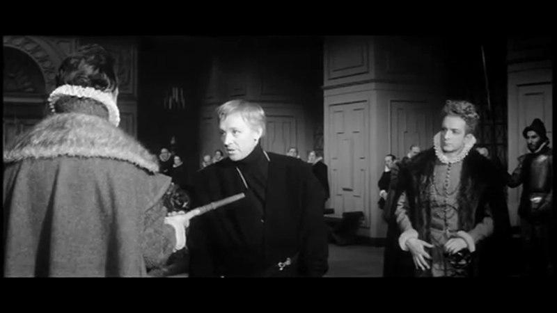 Инокетий Смоктуновский. Гамлет и флейта