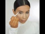 Красивая идея для макияжа. Больше идей для макияжа в нашей группе!