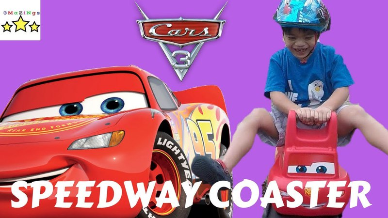 Cars 3 Step2 Speedway Coaster Fun Toys For Kids by 3mazings
