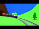 Развивающие мультфильмы. Сборник. Все серии про машинки, грузовик, трактор. Муль