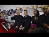 Coaches - Jingle Bells (The Voice UK 2018)
