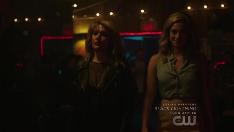 Появление Элис и Бетти на вечеринке ЭфПи