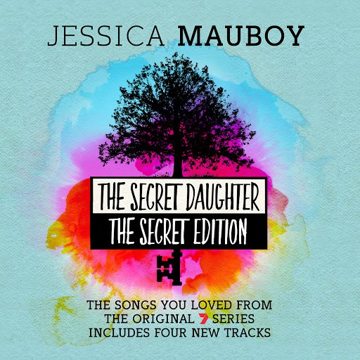Jessica Mauboy альбом The Secret Daughter - The Secret Edition (The Songs You Loved from the Original 7 Series)