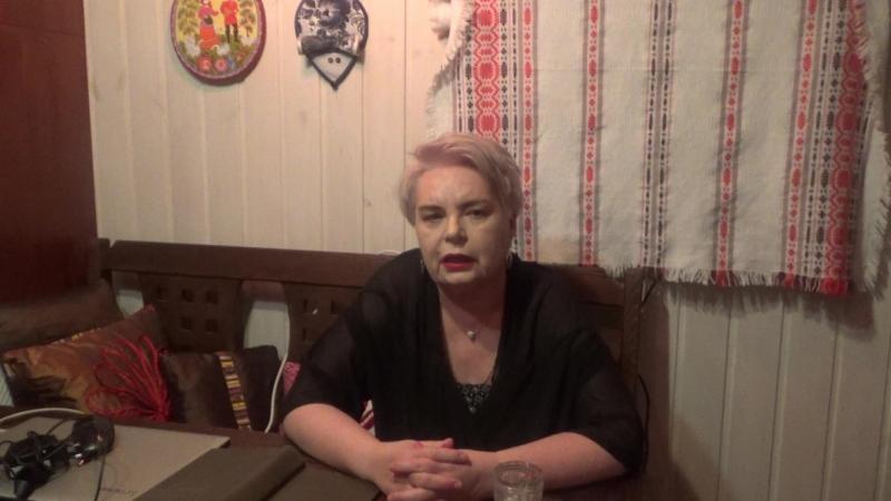Ольга Сергеевна Соина читает духовные стихи А.С. Пушкина